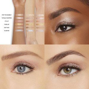 Too Faced Crystal Whips Shimmering Eye Shadow